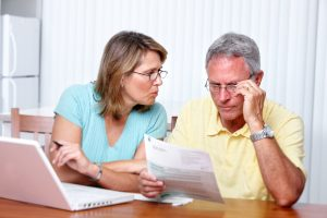 Senior couple thinking , How to Maximize Medicare coverage in 2017