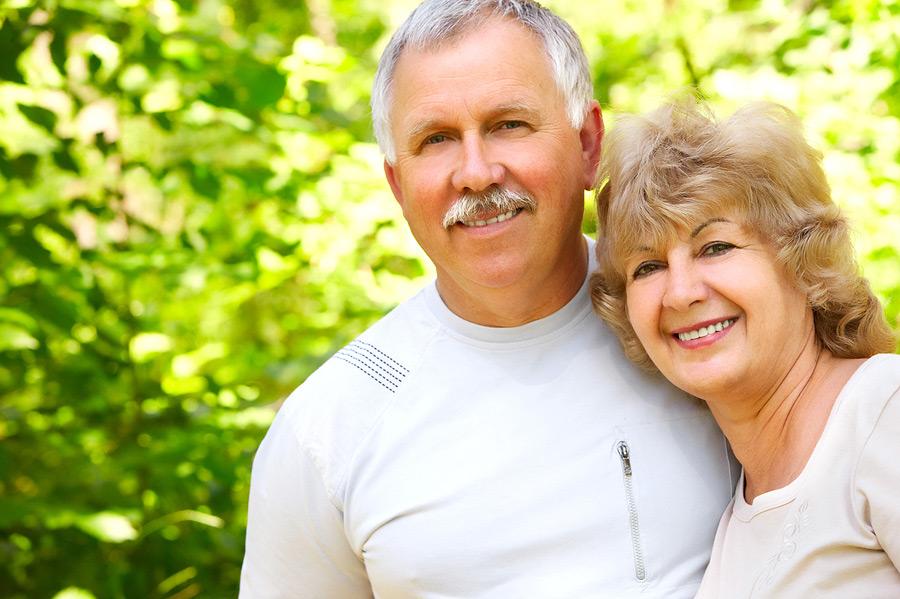 Happy Medicare Advantage Beneficiaries