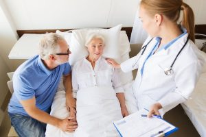 Individual Healthcare Market of an elderly patient