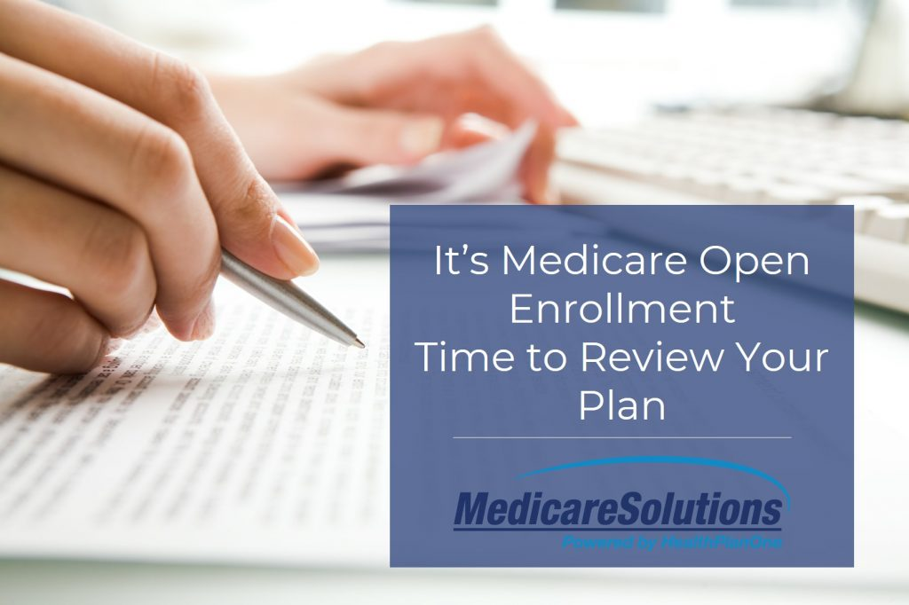 Review Your Current Medicare Plan