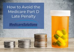 Medicare Part D Late Penalty
