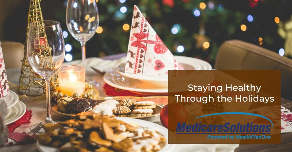 Stay Healthy Through the Holidays