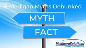 Medigap Myths