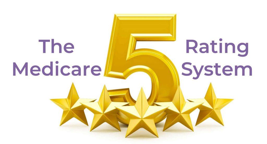 Medicare 5 star rating system MS