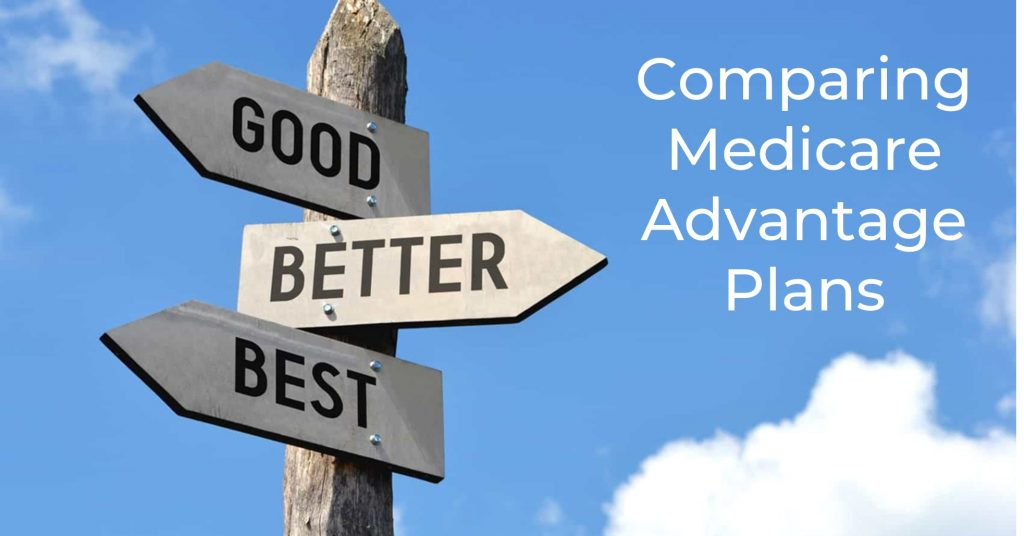 How to compare Medicare Advantage Plans