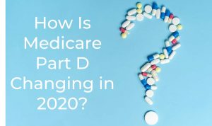 Medicare Part D Changes in 2020
